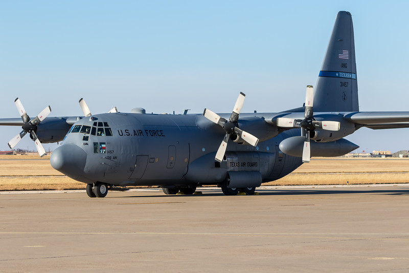 -(Aircraft) Lockheed C-130H Hercules<br /> -(Nation & Service) United States Air Force<br /> -(Squadron) 181st Airlift Squadron<br /> -(Home Base) Naval Air Station Joint Reserve Base Fort Worth, Texas