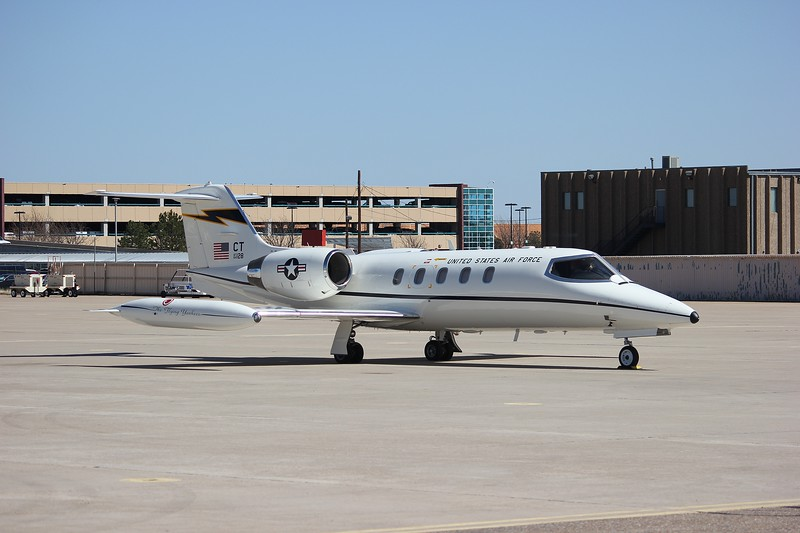 "-(Aircraft) Learjet C-21A<br /> -(Nation & Service) United States Air Force<br /> -(Squadron) 118th Airlift Squadron ""Flying Yankees""<br /> -(Home Base) Bradley Air National Guard Base, Connecticut"