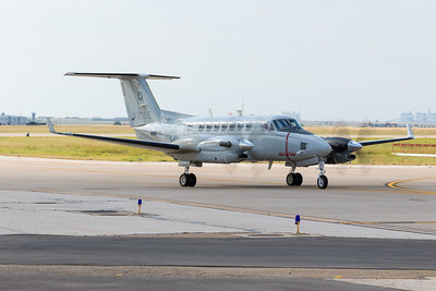 -(Aircraft) King Air UC-12W -(Nation & Service) United States Marine Corps -(Squadron) Marine Transport Squadron (VMR) Belle Chasse -(Home Base) Naval Air Station Joint Reserve Base New Orleans, Louisiana