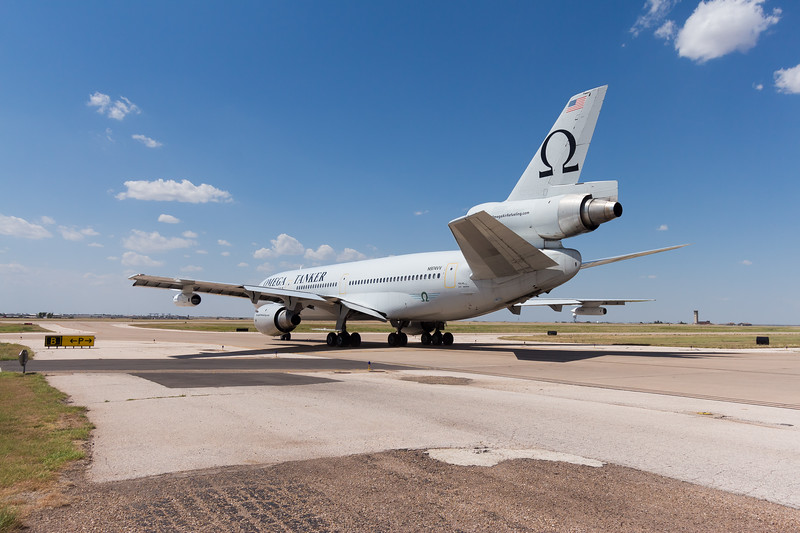 -(Aircraft) McDonnell Douglas KDC-10-40 <br /> -(Operator) Omega Aerial Refueling Services<br /> -(Home Base) San Antonio, Texas