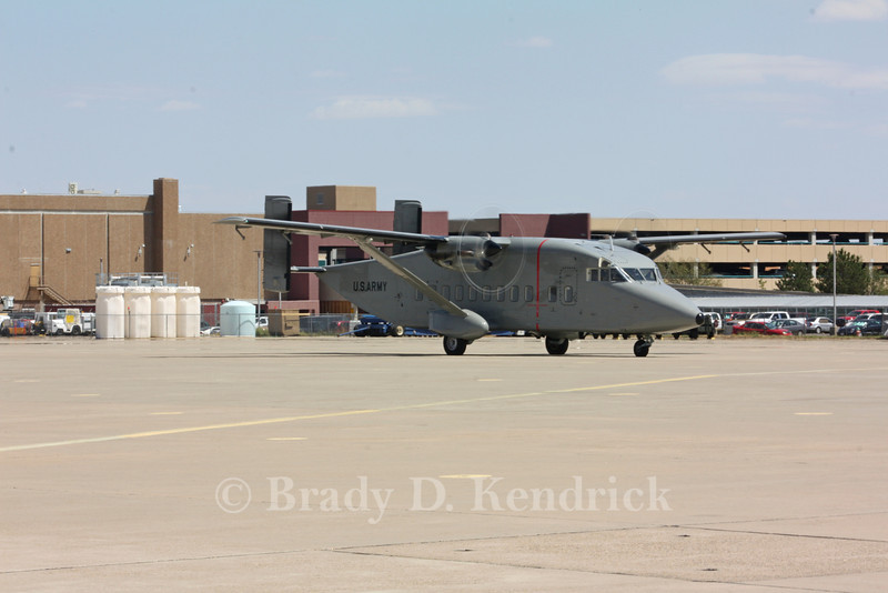 -(Aircraft) Short C-23C Sherpa<br /> -(Nation & Service) United States Army<br /> -(Squadron) California Army National Guard Detachment 1, Company I, 185th Theater Aviation Brigade<br /> -(Home Base) Sacramento, California