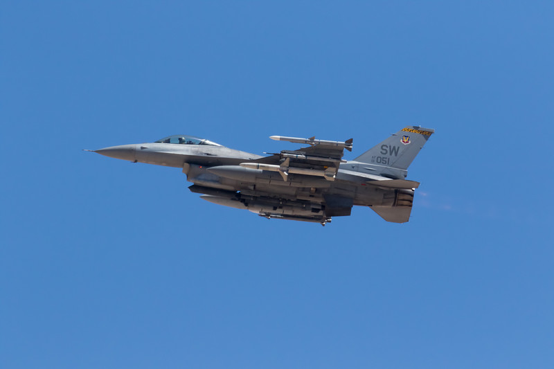 "-(Aircraft) General Dynamics F-16CJ Fighting Falcon<br /> -(Nation & Service) United States Air Force<br /> -(Squadron) 79th Fighter Squadron ""Tigers""<br /> -(Home Base) Shaw Air Force Base, South Carolina"