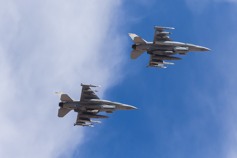 """-(Aircraft) General Dynamics F-16D Fighting Falcon<br /> -(Nation & Service) United States Air Force<br /> -(Squadron) 16th Weapons Squadron """"Tomahawks""""<br /> -(Home Base) Nellis Air Force Base, Nevada"""