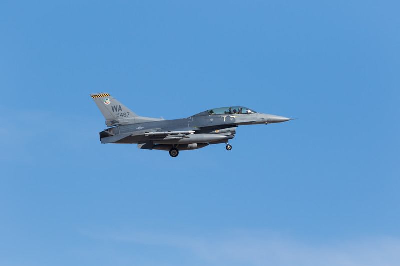 "-(Aircraft) General Dynamics F-16D Fighting Falcon<br /> -(Nation & Service) United States Air Force<br /> -(Squadron) 16th Weapons Squadron ""Tomahawks""<br /> -(Home Base) Nellis Air Force Base, Nevada"