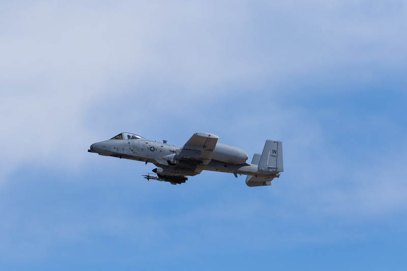 -(Aircraft) Fairchild Republic A-10C Thunderbolt II<br /> -(Nation & Service) United States Air Force<br /> -(Squadron) 163rd Fighter Squadron <br /> -(Home Base) Fort Wayne Air National Guard Station, Indiana