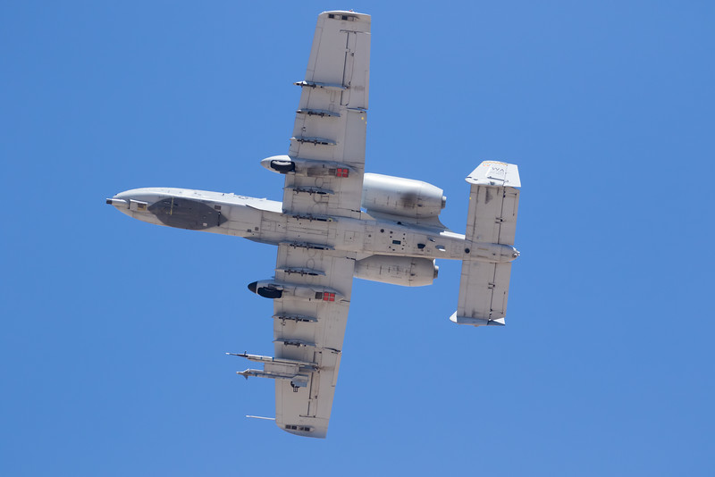 -(Aircraft) Fairchild Republic A-10C Thunderbolt II<br /> -(Nation & Service) United States Air Force<br /> -(Squadron) 66th Weapons Squadron <br /> -(Home Base) Nellis Air Force Base, Nevada