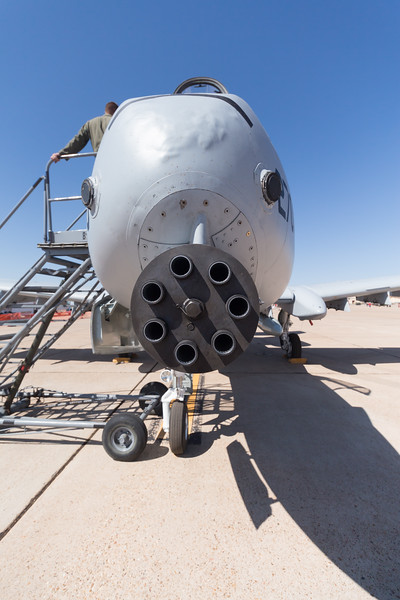 "-(Aircraft) Fairchild Republic A-10 Thunderbolt II<br /> -(Nation & Service) United States Air Force <br /> -(Squadron) 357th Fighter Squadron ""Dragons""<br /> -(Home Base) Davis–Monthan Air Force Base, Arizona"