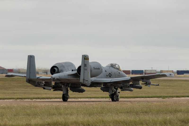 -(Aircraft) Fairchild Republic A-10C Thunderbolt II <br /> -(Nation & Service) United States Air Force<br /> -(Squadron) 163rd Fighter Squadron<br /> -(Home Base) Fort Wayne Air National Guard Station, Indiana