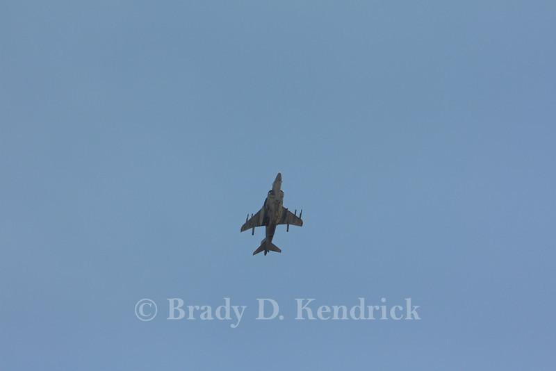 "-(Aircraft) McDonnell Douglas TAV-8B Harrier II<br /> -(Nation & Service) United States Marine Corps<br /> -(Squadron) Marine Attack Training Squadron 203 ""Hawks""<br /> -(Home Base) Marine Corps Air Station Cherry Point, North Carolina"