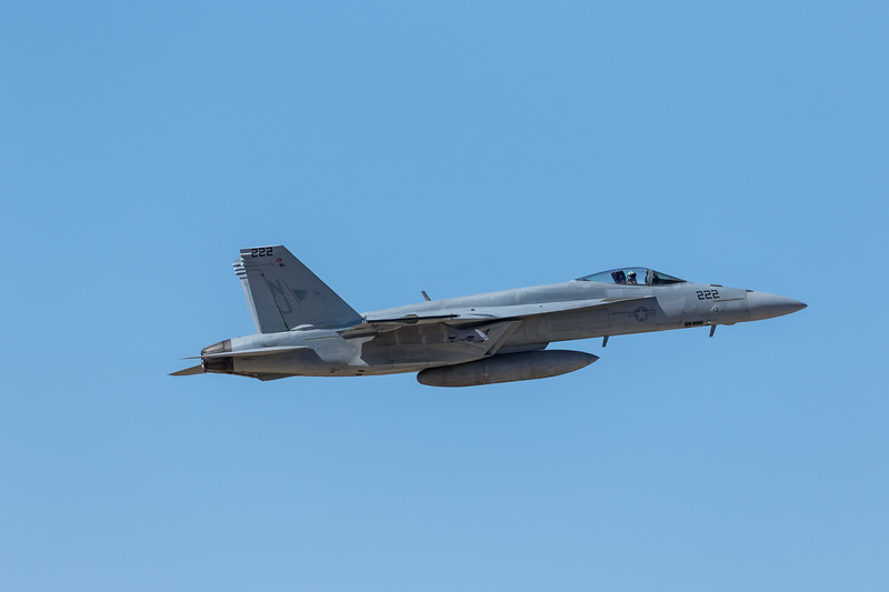 "-(Aircraft) Boeing F/A-18E Super Hornet<br /> -(Nation & Service) United States Navy<br /> -(Squadron) Strike Fighter Squadron 122 ""Flying Eagles""<br /> -(Home Base) Naval Air Station Lemoore, California"