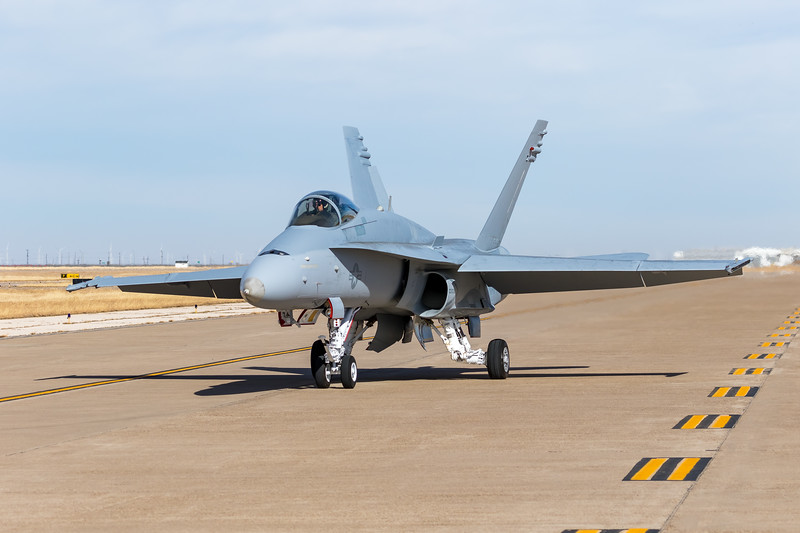 "-(Aircraft) McDonnell Douglas F-18C Hornet<br /> -(Nation & Service) United States Navy<br /> -(Squadron) Fighter Squadron Composite 12 ""Fighting Omars""  ** <br /> -(Home Base) Naval Air Station Oceana, Virginia <br /> <br /> **This was the last squadron this aircraft was known to be assigned to"