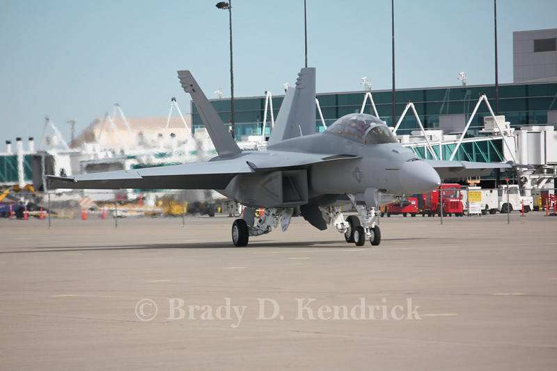 -(Aircraft) Boeing F/A-18F Super Hornet<br /> -(Nation & Service) United States Navy<br /> -(Squadron) Unknown - New Production Aircraft<br /> -(Home Base) Unknown - New Production Aircraft