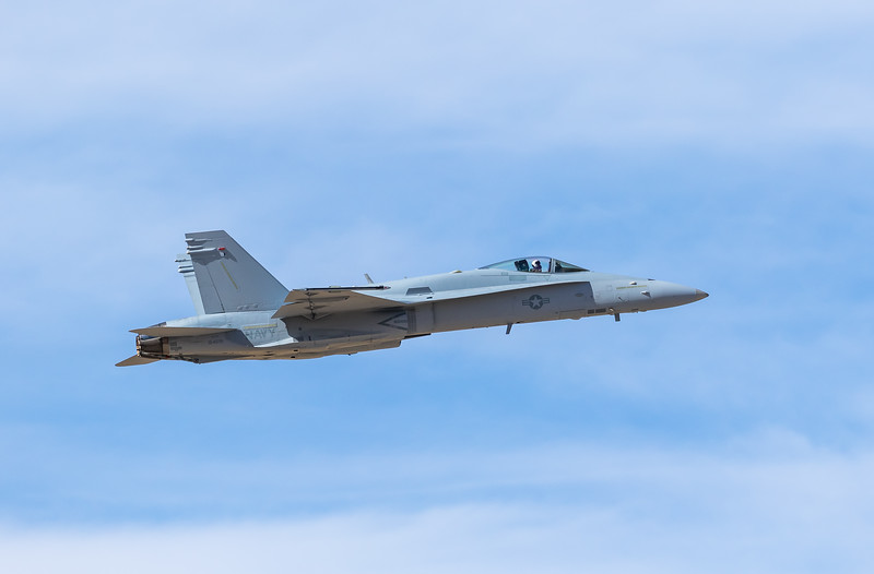 """-(Aircraft) McDonnell Douglas F-18C Hornet<br /> -(Nation & Service) United States Navy<br /> -(Squadron) Fighter Squadron Composite 12 """"Fighting Omars""""  ** <br /> -(Home Base) Naval Air Station Oceana, Virginia <br /> <br /> **This was the last squadron this aircraft was known to be assigned to"""