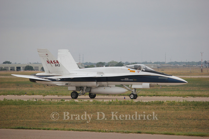 -(Aircraft) McDonnell Douglas F/A-18C Hornet<br /> -(Nation & Service) United States National Aeronautics and Space Administration<br /> -(Home Base) Armstrong Flight Research Center, Edwards Air Force Base, California