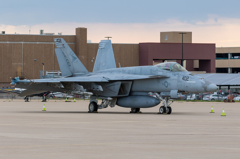 "-(Aircraft) Boeing F/A-18E Super Hornet<br /> -(Nation & Service) United States Navy<br /> -(Squadron) Strike Fighter Squadron 81 ""Sunliners"""