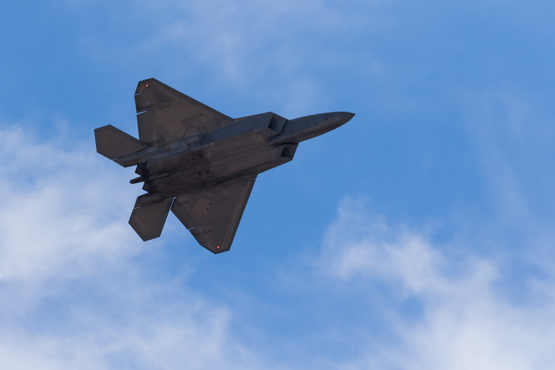 "-(Aircraft) Lockheed Martin F-22A Raptor<br /> -(Nation & Service) United States Air Force<br /> -(Squadron) 422nd Test & Evaluation Squadron ""Green Bats""<br /> -(Home Base) Nellis Air Force Base, Nevada"