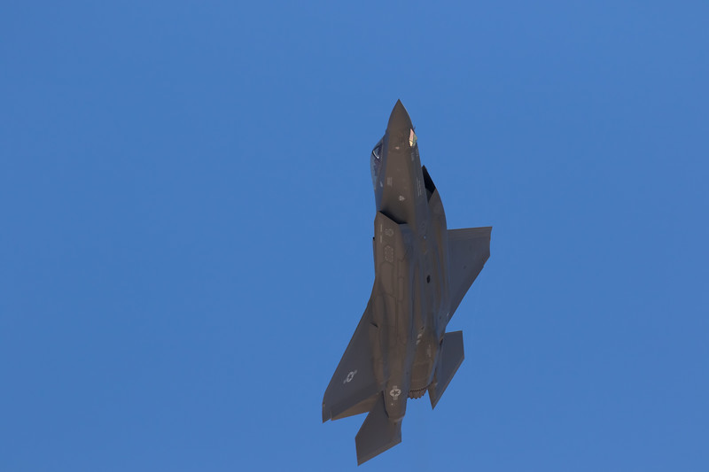 "-(Aircraft) Lockheed Martin F-35A Lightning II<br /> -(Nation & Service) United States Air Force<br /> -(Squadron) 16th Weapons Squadron ""Tomahakws"" <br /> -(Home Base) Nellis Air Force Base, Nevada"
