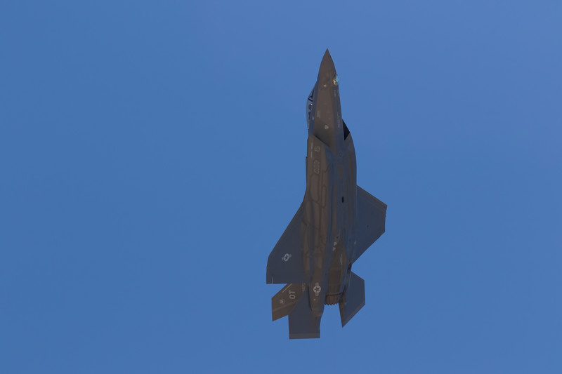 "-(Aircraft) Lockheed Martin F-35A Lightning II<br /> -(Nation & Service) United States Air Force<br /> -(Squadron) 422nd Test and Evaluation Squadron ""Green Bats""<br /> -(Home Base) Nellis Air Force Base, Nevada"