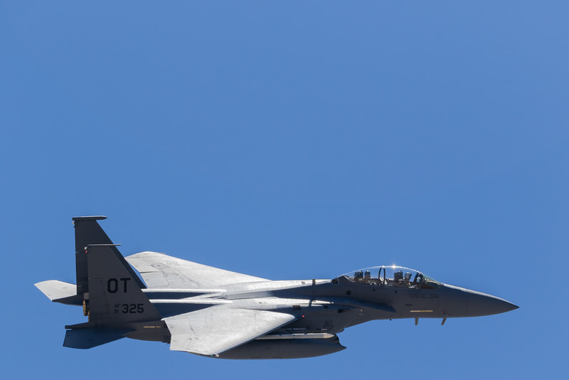 -(Aircraft) Boeing F-15E Strike Eagle<br /> -(Nation & Service) United States Air Force<br /> -(Squadron) 85th Test and Evaluation Squadron<br /> -(Home Base) Eglin Air Force Base, Florida