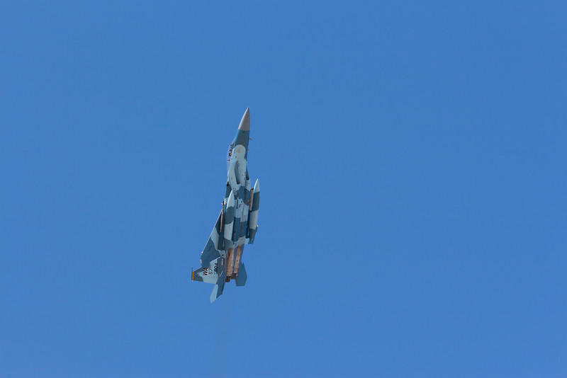 -(Aircraft) McDonnell Douglas F-15C Eagle<br /> -(Nation & Service) United States Air Force<br /> -(Squadron) 65th Aggressor Squadron <br /> -(Home Base) Nellis Air Force Base, Nevada