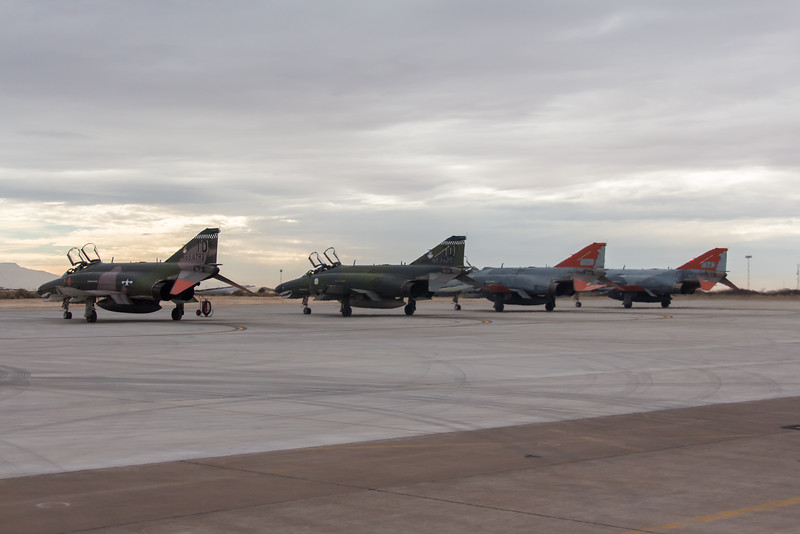 -(Aircraft) McDonnell Douglas QF-4 Phantom II<br /> -(Nation & Service) United States Air Force<br /> -(Squadron) 82nd Aerial Targets Squadron Detachment 1<br /> -(Home Base) Holloman Air Force Base, New Mexico