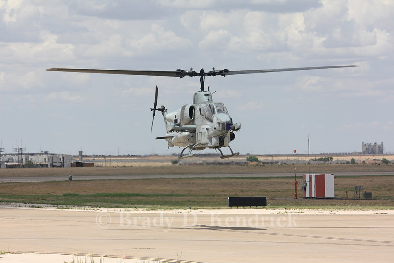 "-(Aircraft) Bell AH-1W SuperCobra<br /> -(Nation & Service) United States Marine Corps<br /> -(Squadron) Marine Light Attack Helicopter Squadron 773 ""Red Dogs""<br /> -(Home Base) Joint Base McGuire–Dix–Lakehurst, New Jersey"