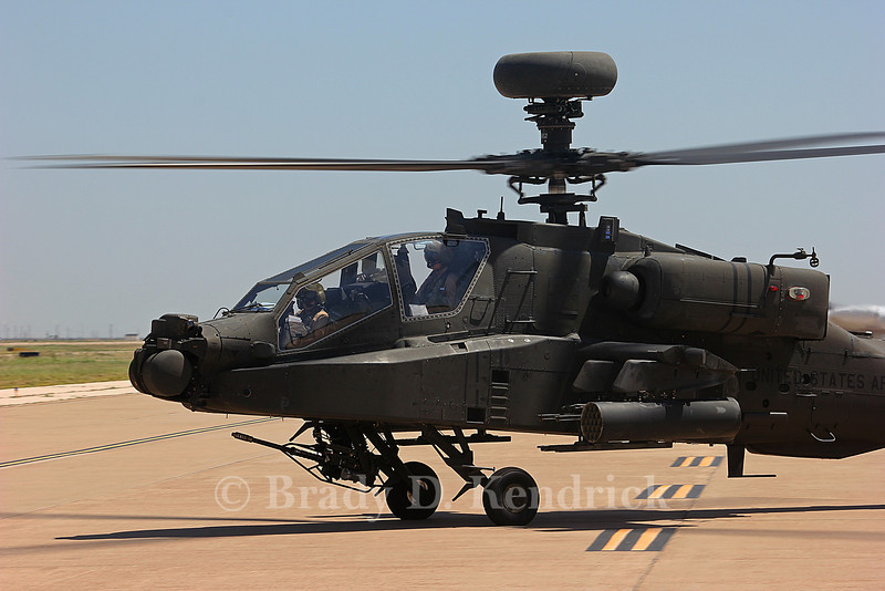 Unit:  1st Air Cavalry Brigade of the 1st Cavalry Division<br /> <br /> Aircraft:  Boeing AH-64D Apache Longbow<br /> <br /> Photo Location:  Rick Husband Amarillo International Airport