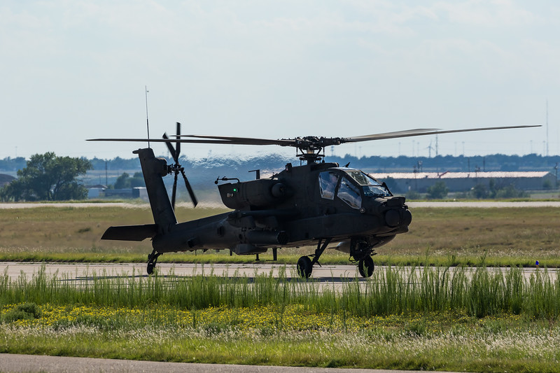 -(Aircraft) Boeing AH-64D Apache Longbow<br /> -(Nation & Service) United States Army<br /> -(Squadron) Aviation Flight Test Directorate <br /> -(Home Base) U.S. Army Redstone Test Center, Alabama