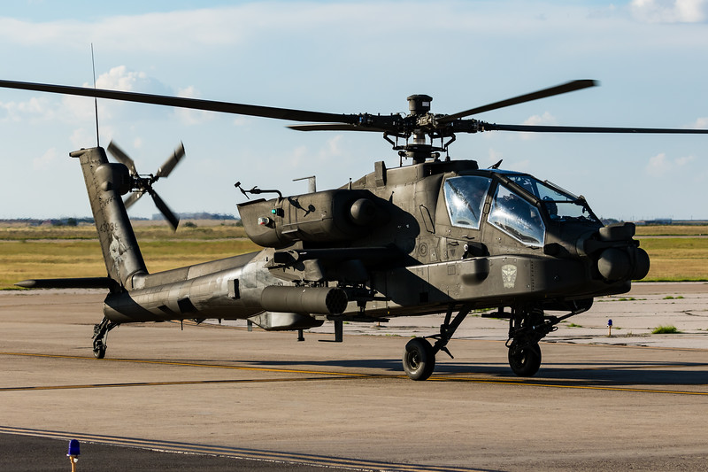 "-(Aircraft) Boeing AH-64E Guardian <br /> -(Nation & Service) United States Army<br /> -(Squadron) 1st Battalion, 101st Aviation Regiment, B Company ""Bearcats""<br /> -(Home Base) Fort Campbell, Kentucky"
