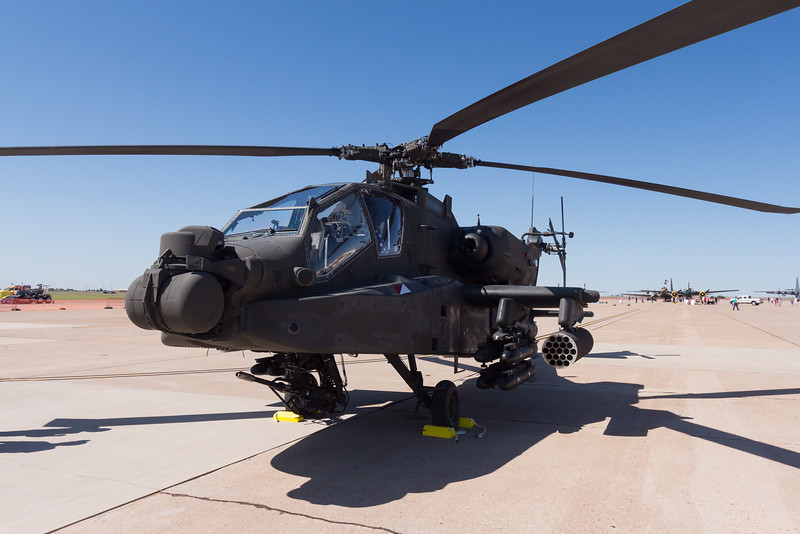 -(Aircraft) Boeing AH-64D Apache Longbow <br /> -(Nation & Service) United States Army