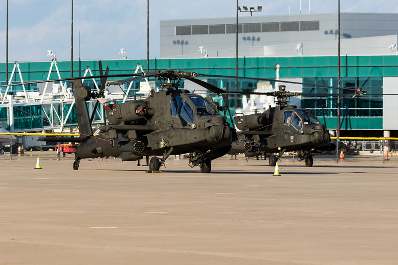 """-(Aircraft) Boeing AH-64E Guardian <br /> -(Nation & Service) United States Army<br /> -(Squadron) 1st Battalion, 101st Aviation Regiment, B Company """"Bearcats""""<br /> -(Home Base) Fort Campbell, Kentucky"""