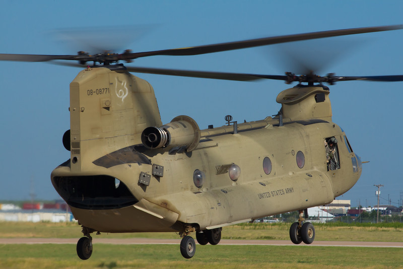 "-(Aircraft) Boeing CH-47F Chinook<br /> -(Nation & Service) United States Army<br /> -(Squadron) 1st Battalion, 52d Aviation Regiment ""Flying Dragons"" <br /> -(Home Base) Fort Wainwright, Alaska"