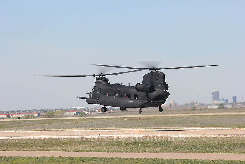 "-(Aircraft) Boeing MH-47G Chinook<br /> -(Nation & Service) United States Army<br /> -(Squadron) 160th Special Operations Aviation Regiment ""Night Stalkers"" <br /> -(Home Base) Fort Campbell, Kentucky"
