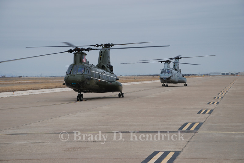 "-(Aircraft) Boeing Vertol CH-46E Sea Knight<br /> -(Nation & Service) United State Marine Corps<br /> -(Squadron) Marine Helicopter Squadron One  ""The Nighthawks"" <br /> -(Home Base) Marine Corps Air Facility Quantico, Virginia"