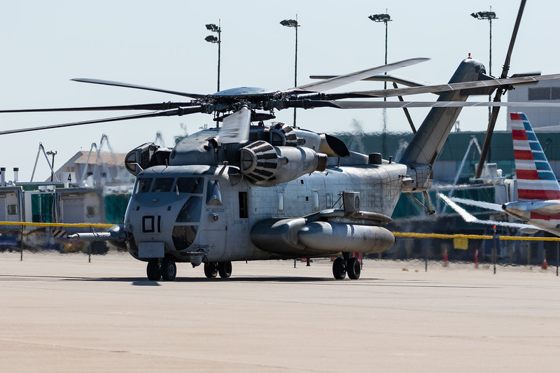 "-(Aircraft) Sikorsky CH-53E Super Stallion<br /> -(Nation & Service) United States Marine Corps<br /> -(Squadron) Marine Heavy Helicopter Squadron 772 ""Hustlers"" <br /> -(Home Base) McGuire Air Force Base, New Jersey"