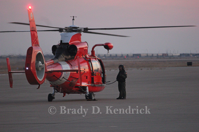 -(Aircraft) Eurocopter HH-65D Dolphin<br /> -(Nation & Service) United States Coast Guard<br /> -(Squadron) Coast Guard Air Station San Francisco<br /> -(Home Base) Coast Guard Air Station San Francisco, California