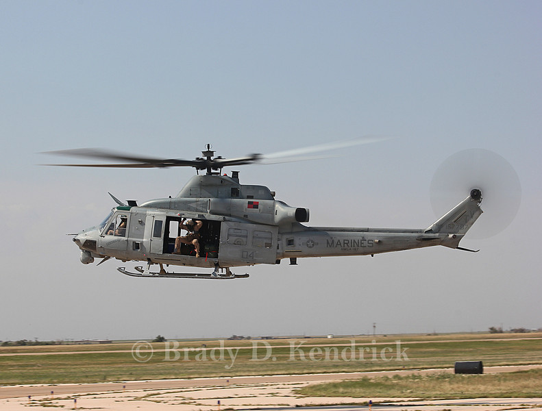 "-(Aircraft) Bell UH-1Y Venom<br /> -(Nation & Service) United States Marine Corps<br /> -(Squadron) Marine Light Attack Helicopter Squadron 167 ""Warriors"" <br /> -(Home Base) Marine Corps Air Station New River, North Carolina"