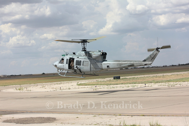 "-(Aircraft) Bell UH-1N Huey <br /> -(Nation & Service) United States Marine Corps<br /> -(Squadron) Marine Light Attack Helicopter Squadron 773 ""Red Dogs""<br /> -(Home Base) Robins Air Force Base, Georgia"