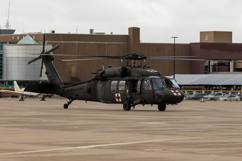 -(Aircraft) Sikorsky UH-60L Black Hawk<br /> -(Nation & Service) United States Army