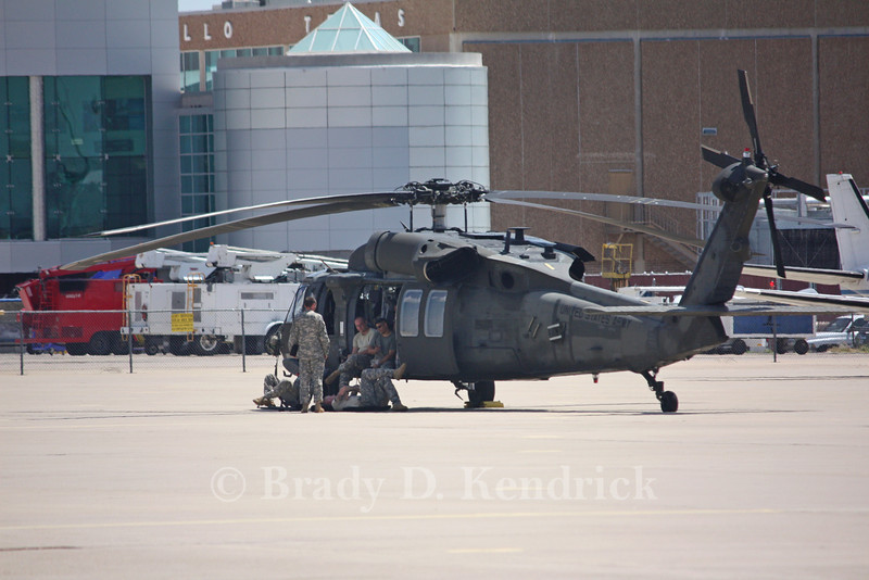 -(Aircraft) Sikorsky UH-60 Black Hawk<br /> -(Nation & Service) United States Army