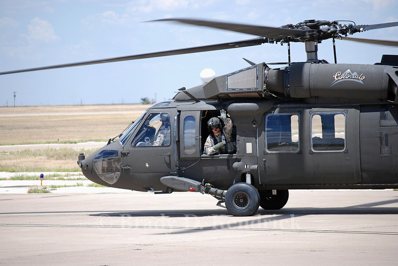 "-(Aircraft) Sikorsky UH-60L Black Hawk<br /> -(Nation & Service) United States Army<br /> -(Squadron) 135th Aviation Regiment ""Flapjacks""<br /> -(Home Base) Buckley Air Force Base, Colorado"