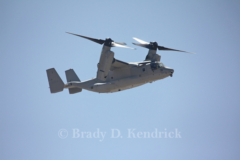 "-(Aircraft) Boeing MV-22B Osprey <br /> -(Nation & Service) United States Marine Corps<br /> -(Squadron) Marine Medium Tiltrotor Squadron 166 ""Sea Elk"" <br /> -(Home Base) Marine Corps Air Station Miramar, California"