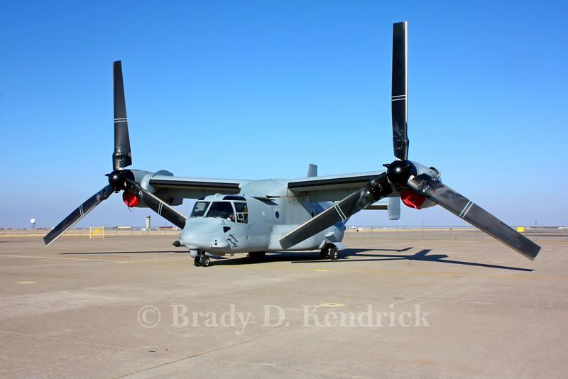 "-(Aircraft) Boeing MV-22B Osprey <br /> -(Nation & Service) United States Marine Corps<br /> -(Squadron) Marine Medium Tiltrotor Squadron 166 ""Sea Elk"" <br /> -(Home Base) Marine Corps Air Station Miramar, California"