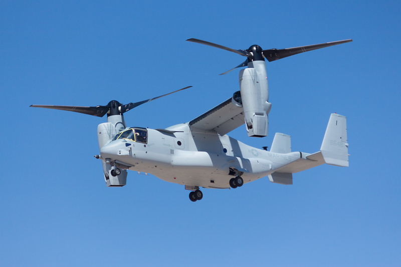 -(Aircraft) Bell MV-22B Osprey<br /> -(Nation & Service) United States Marine Corps<br /> -(Squadron)<br /> -(Home Base)