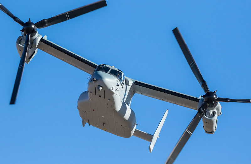 -(Aircraft) Bell-Boeing MV-22B Osprey <br /> -(Nation & Service) United States Marine Corps <br /> -(Squadron)<br /> -(Home Base)