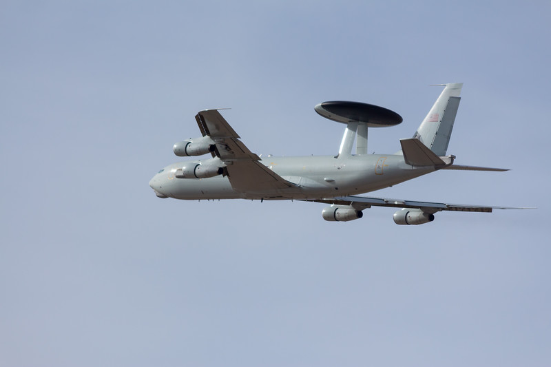-(Aircraft) Boeing E-3 Sentry<br /> -(Nation & Service) United States Air Force<br /> -(Squadron/Unit) 552nd Air Control Wing<br /> -(Home Base) Tinker Air Force Base, Oklahoma