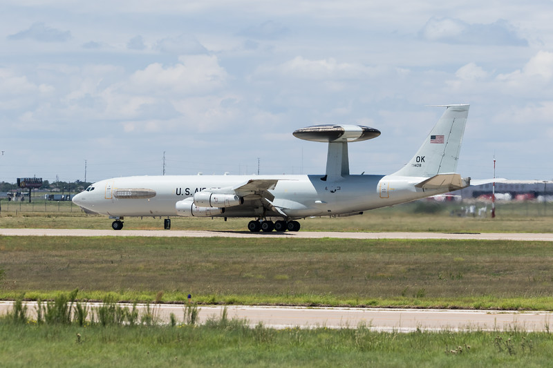 -(Aircraft) Boeing E-3B Sentry<br /> -(Nation & Service) United States Air Force<br /> -(Squadron) 960th Airborne Air Control Squadron<br /> -(Home Base) Tinker Air Force Base, Oklahoma