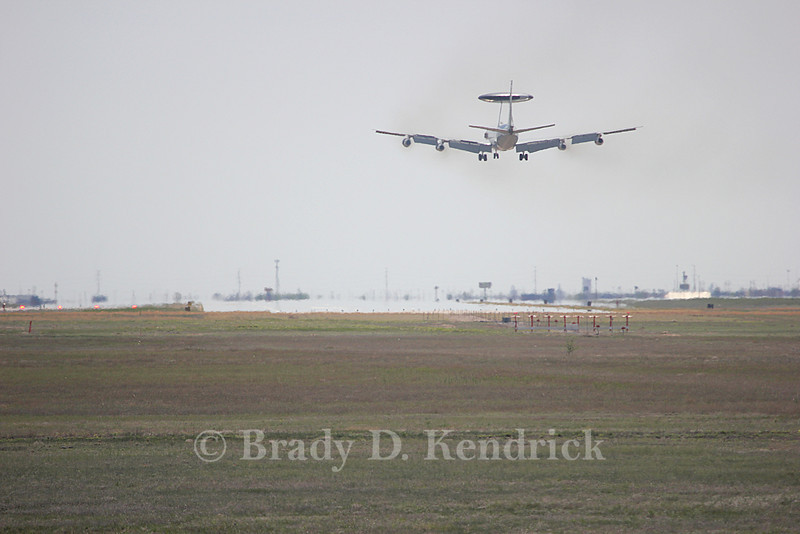-(Aircraft) Boeing E-3 Sentry<br /> -(Nation & Service) United States Air Force<br /> -(Squadron/Unit) 964th Airborne Air Control Squadron<br /> -(Home Base) Tinker Air Force Base, Oklahoma