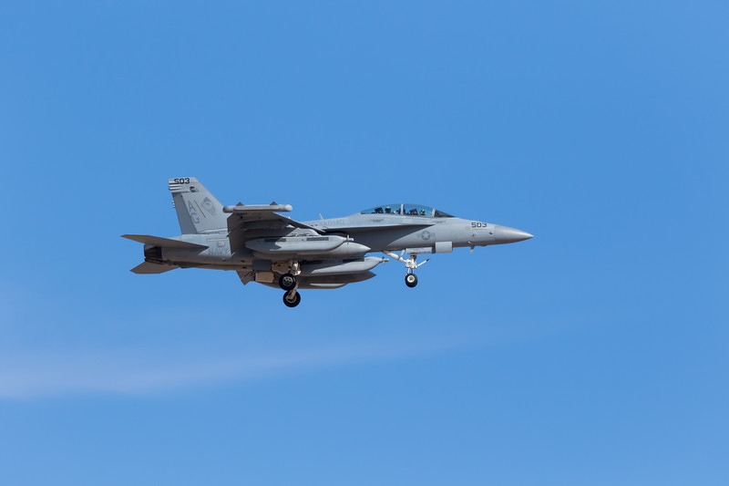 "-(Aircraft) Boeing EA-18G Growler<br /> -(Nation & Service) United States Navy<br /> -(Squadron) Electronic Attack Squadron 140 ""Patriots"" <br /> -(Home Base) Naval Air Station Whidbey Island, Washington"