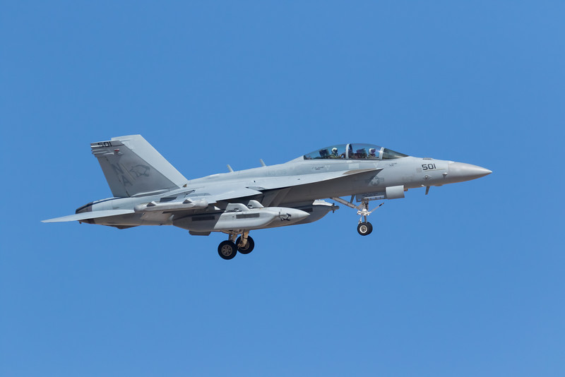 "-(Aircraft) Boeing EA-18G Growler<br /> -(Nation & Service) United States Navy<br /> -(Squadron) Electronic Attack Squadron 139 (VAQ-139) ""Cougars""<br /> -(Home Base)  Naval Air Station Whidbey Island, Washington"